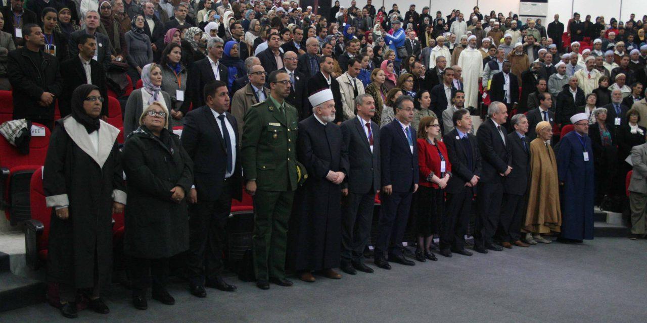 Mostaganem capitale internationale de la paix