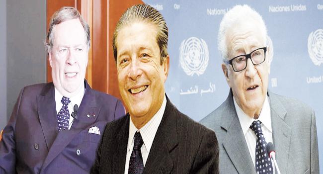MOSTAGANEM CAPITALE MONDIALE DE LA PAIX ET LE VIVRE ENSEMBLE : Lakhdar Brahimi, Federico Mayor et Raymond Chrétien, lauréats du 1er Prix Emir Abdelkader