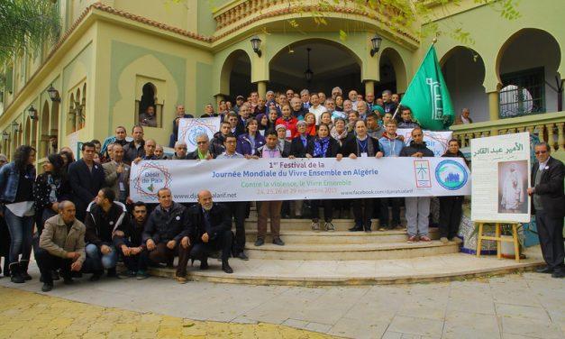 Premier festival de la journée mondial du vivre ensemble en Algérie