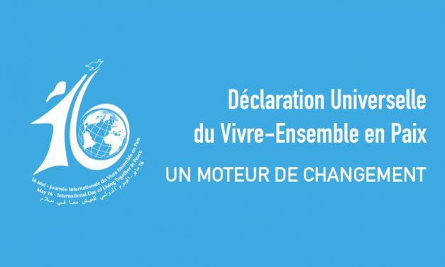 Déclaration universelle du Vivre Ensemble en Paix